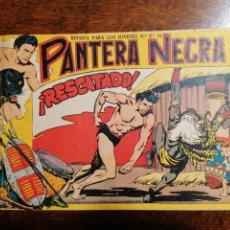 Tebeos: CÓMIC TEBEO PEQUEÑO PANTERA NEGRA NÚMERO 54 MAGA ORIGINAL. Lote 199515483