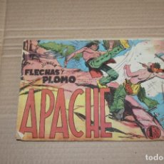 Tebeos: APACHE Nº 29, EDITORIAL MAGA. Lote 200002836