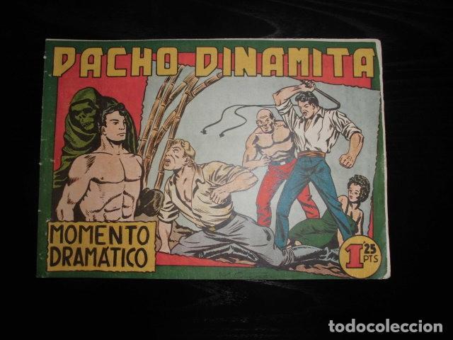 PACHO DINAMITA Nº 4. ORIGINAL - EDITORIAL MAGA (Tebeos y Comics - Maga - Pacho Dinamita)