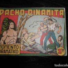 Livros de Banda Desenhada: PACHO DINAMITA Nº 4. ORIGINAL - EDITORIAL MAGA. Lote 200186128