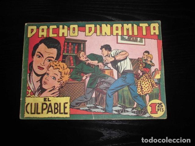 PACHO DINAMITA Nº 5. ORIGINAL - EDITORIAL MAGA (Tebeos y Comics - Maga - Pacho Dinamita)
