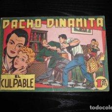 Livros de Banda Desenhada: PACHO DINAMITA Nº 5. ORIGINAL - EDITORIAL MAGA. Lote 200186208