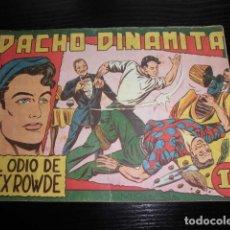Livros de Banda Desenhada: PACHO DINAMITA Nº 6. ORIGINAL - EDITORIAL MAGA. Lote 200186283