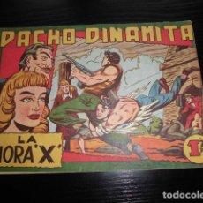 Tebeos: PACHO DINAMITA Nº 7. ORIGINAL - EDITORIAL MAGA. Lote 200186357