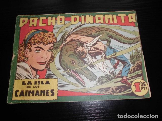 PACHO DINAMITA Nº 8. ORIGINAL - EDITORIAL MAGA. 1,25 PTS (Tebeos y Comics - Maga - Pacho Dinamita)