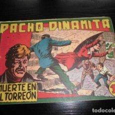 Tebeos: PACHO DINAMITA Nº 12. ORIGINAL - EDITORIAL MAGA. 1,25 PTS. Lote 200186537