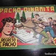 Livros de Banda Desenhada: PACHO DINAMITA Nº 13. ORIGINAL - EDITORIAL MAGA - 1,25 PTS. Lote 200596885