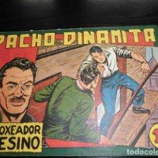 Tebeos: PACHO DINAMITA Nº 15. ORIGINAL - EDITORIAL MAGA - 1,25 PTS. Lote 200597005