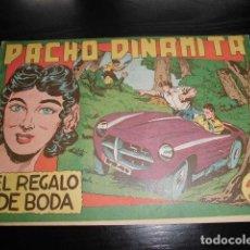 Tebeos: PACHO DINAMITA Nº 54. ORIGINAL - EDITORIAL MAGA - 1,25 PTS. Lote 200597210