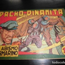 Tebeos: PACHO DINAMITA Nº 70. ORIGINAL - EDITORIAL MAGA - 1,25 PTS. Lote 200597365