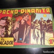 Tebeos: PACHO DINAMITA Nº 71. ORIGINAL - EDITORIAL MAGA - 1,25 PTS. Lote 200597527