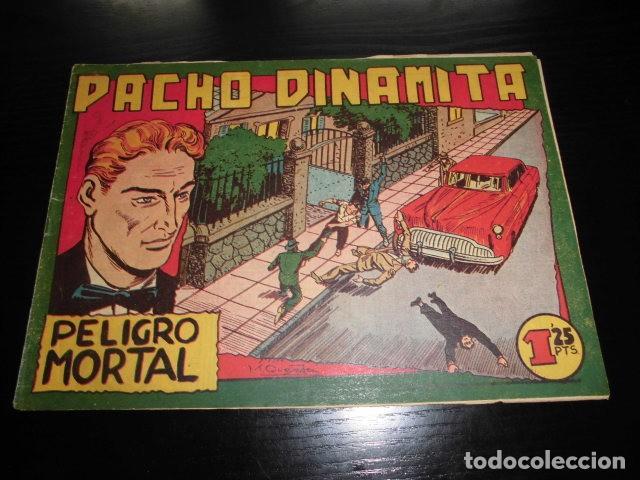 PACHO DINAMITA Nº 72. ORIGINAL - EDITORIAL MAGA - 1,25 PTS (Tebeos y Comics - Maga - Pacho Dinamita)