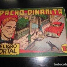 Livros de Banda Desenhada: PACHO DINAMITA Nº 72. ORIGINAL - EDITORIAL MAGA - 1,25 PTS. Lote 200597866