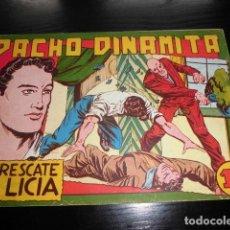 Tebeos: PACHO DINAMITA Nº 73. ORIGINAL - EDITORIAL MAGA - 1,25 PTS. Lote 200598005