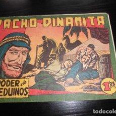 Livros de Banda Desenhada: PACHO DINAMITA Nº 75. ORIGINAL - EDITORIAL MAGA - 1,25 PTS. Lote 200598058