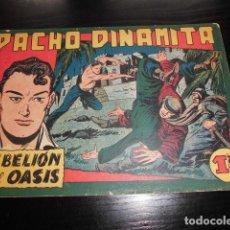 Tebeos: PACHO DINAMITA Nº 76. ORIGINAL - EDITORIAL MAGA - 1,25 PTS. Lote 200598138