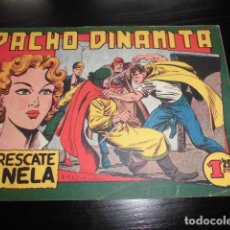 Tebeos: PACHO DINAMITA Nº 78. ORIGINAL - EDITORIAL MAGA - 1,25 PTS. Lote 200598226