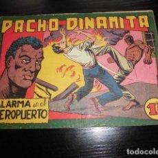 Livros de Banda Desenhada: PACHO DINAMITA Nº 79. ORIGINAL - EDITORIAL MAGA - 1,25 PTS. Lote 200598326