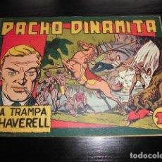 Tebeos: PACHO DINAMITA Nº 80. ORIGINAL - EDITORIAL MAGA - 1,25 PTS. Lote 200598417