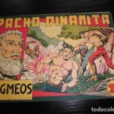 Tebeos: PACHO DINAMITA Nº 90. ORIGINAL - EDITORIAL MAGA - 1,25 PTS. Lote 200598516