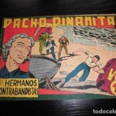 Tebeos: PACHO DINAMITA Nº 92. ORIGINAL - EDITORIAL MAGA - 1,25 PTS. Lote 200598566