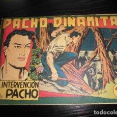 Tebeos: PACHO DINAMITA Nº 93. ORIGINAL - EDITORIAL MAGA - 1,25 PTS. Lote 200598695