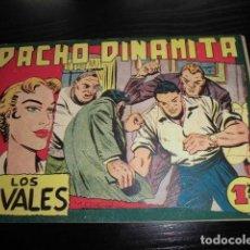 Tebeos: PACHO DINAMITA Nº 94. ORIGINAL - EDITORIAL MAGA - 1,25 PTS. Lote 200598753