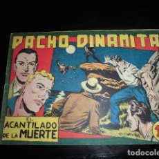 Tebeos: PACHO DINAMITA Nº 95. ORIGINAL - EDITORIAL MAGA - 1,25 PTS. Lote 200598833