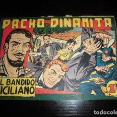 Tebeos: PACHO DINAMITA Nº 96. ORIGINAL - EDITORIAL MAGA - 1,25 PTS. Lote 200598917