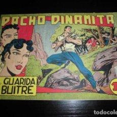 Tebeos: PACHO DINAMITA Nº 97. ORIGINAL - EDITORIAL MAGA - 1,25 PTS. Lote 200598970