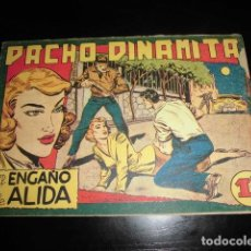 Tebeos: PACHO DINAMITA Nº 98. ORIGINAL - EDITORIAL MAGA - 1,25 PTS. Lote 200599037