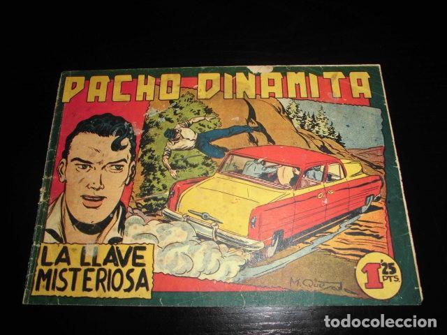 PACHO DINAMITA Nº 99. ORIGINAL - EDITORIAL MAGA - 1,25 PTS (Tebeos y Comics - Maga - Pacho Dinamita)