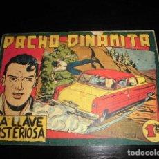 Livros de Banda Desenhada: PACHO DINAMITA Nº 99. ORIGINAL - EDITORIAL MAGA - 1,25 PTS. Lote 200606280