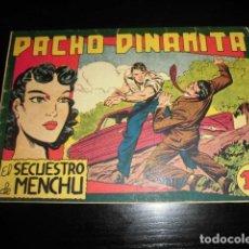Tebeos: PACHO DINAMITA Nº 100. ORIGINAL - EDITORIAL MAGA - 1,25 PTS. Lote 200606427