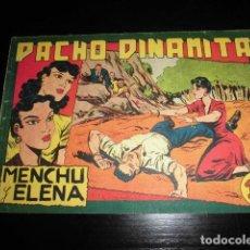 Tebeos: PACHO DINAMITA Nº 101. ORIGINAL - EDITORIAL MAGA - 1,25 PTS. Lote 200607790