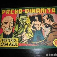 Tebeos: PACHO DINAMITA Nº 102. ORIGINAL - EDITORIAL MAGA - 1,25 PTS. Lote 200607908