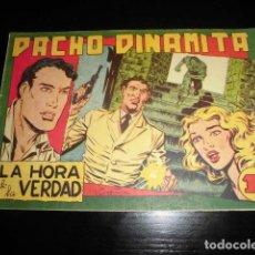 Tebeos: PACHO DINAMITA Nº 104. ORIGINAL - EDITORIAL MAGA - 1,25 PTS. Lote 200608950