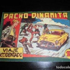 Tebeos: PACHO DINAMITA Nº 105. ORIGINAL - EDITORIAL MAGA - 1,25 PTS. Lote 200609101