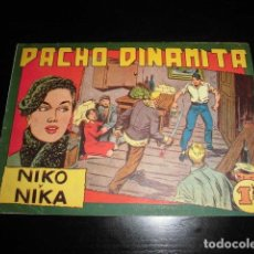 Tebeos: PACHO DINAMITA Nº 107. ORIGINAL - EDITORIAL MAGA - 1,25 PTS. Lote 200609390