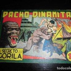 Tebeos: PACHO DINAMITA Nº 108. ORIGINAL - EDITORIAL MAGA - 1,25 PTS. Lote 200609660