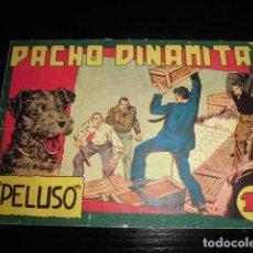 Tebeos: PACHO DINAMITA Nº 111. ORIGINAL - EDITORIAL MAGA - 1,25 PTS. Lote 200609967