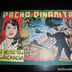 Tebeos: PACHO DINAMITA Nº 113. ORIGINAL - EDITORIAL MAGA - 1,25 PTS. Lote 200610278