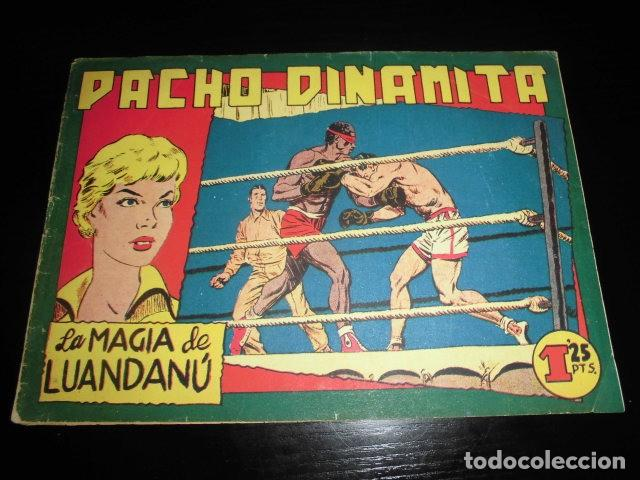 PACHO DINAMITA Nº 115. ORIGINAL - EDITORIAL MAGA - 1,25 PTS (Tebeos y Comics - Maga - Pacho Dinamita)