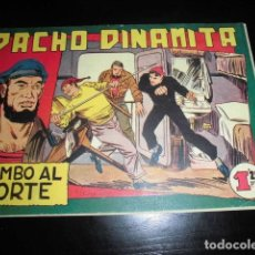 Tebeos: PACHO DINAMITA Nº 117. ORIGINAL - EDITORIAL MAGA - 1,25 PTS. Lote 200610856
