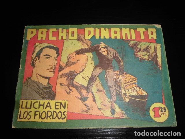 PACHO DINAMITA Nº 118. ORIGINAL - EDITORIAL MAGA - 1,25 PTS (Tebeos y Comics - Maga - Pacho Dinamita)