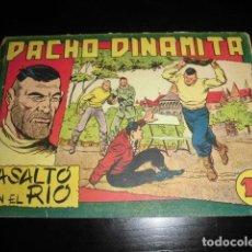 Tebeos: PACHO DINAMITA Nº 122. ORIGINAL - EDITORIAL MAGA - 1,25 PTS. Lote 200611378