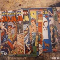 Livros de Banda Desenhada: FLECHA ROJA. 36 NÚMEROS.. Lote 200655555