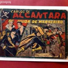 Livros de Banda Desenhada: CARLOS DE ALCANTARA Nº 3 MAGA. Lote 202354751