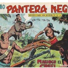 Tebeos: PEQUEÑO PANTERA NEGRA NUM 326 - ORIGINAL. Lote 203073506
