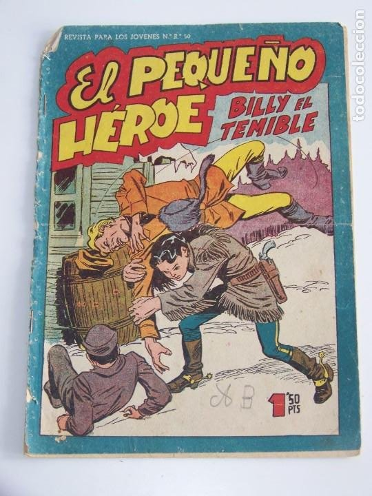 MAGA EL PEQUEÑO HEROE 89 (Tebeos y Comics - Maga - Pequeño Héroe)